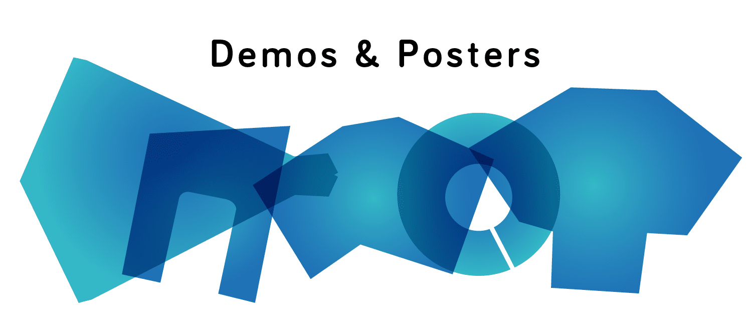 Call for Participation Demos & Posters Exhibition
