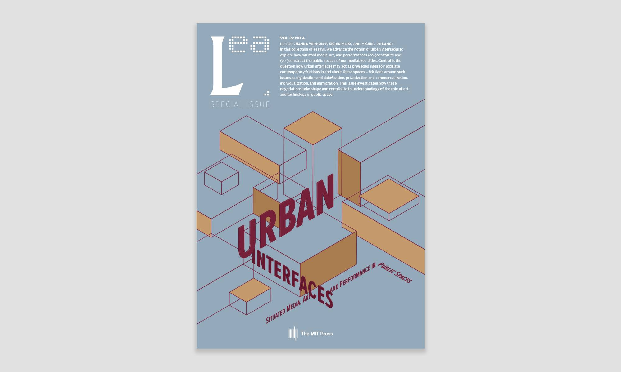 Mini-Symposium & Launch Urban Interfaces Special Issue Leonardo Electronic Almanac