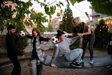 Meet-up on Playful Cities: Dramaturgies for Active Public Spaces | Jan 30, 2020