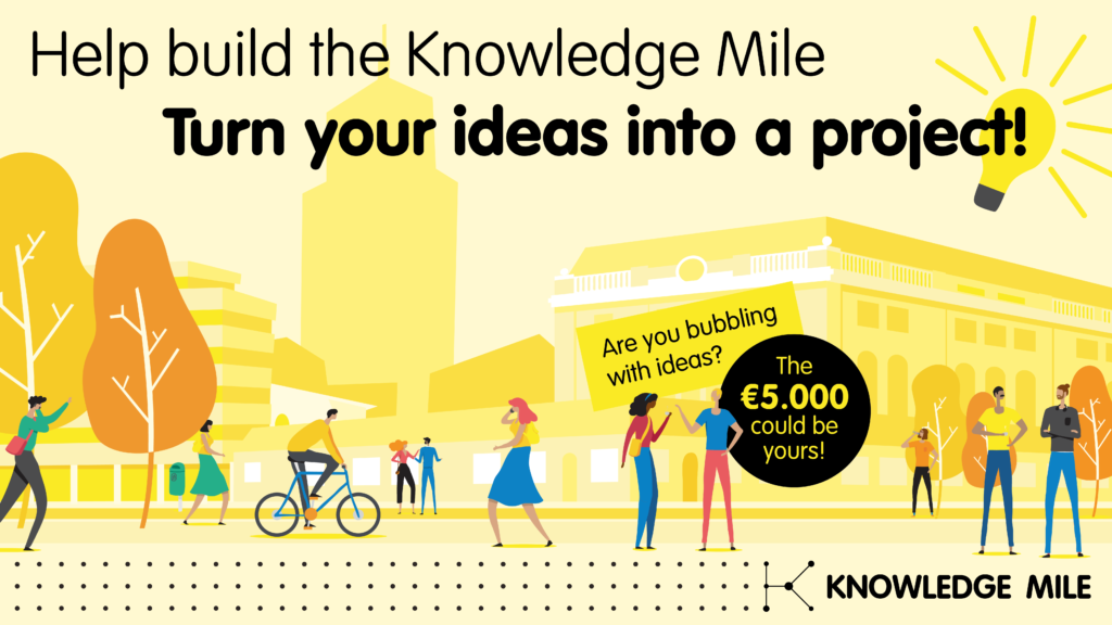 CALL FOR PROJECT | Knowledge Mile Amsterdam