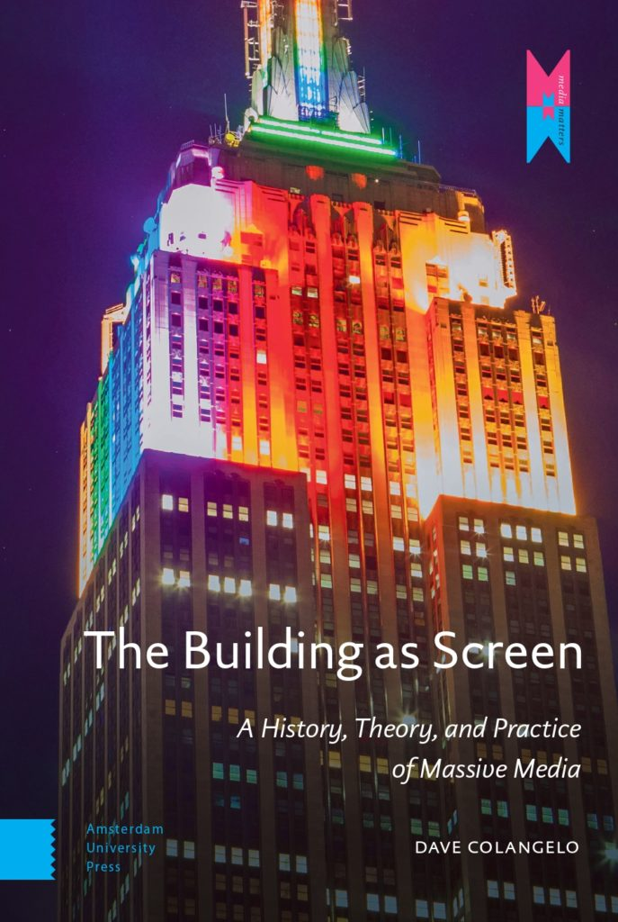 "PUBLICATION | ""The Building as Screen"""