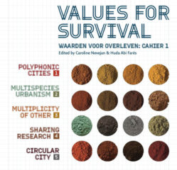 "PUBLICATION | ""Cahier 1: Values of Survival"""