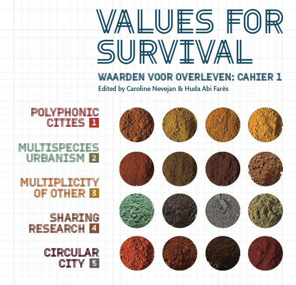 "PUBLICATION | ""Cahier 1: Values of Survival"""