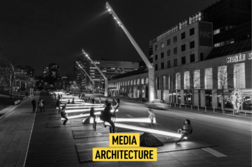 Live Cast: Media Architecture Today, for Tomorrow's Cities | Sep 10, 2020