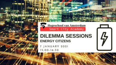 ONLINE EVENT | Smart City Dilemma Sessions