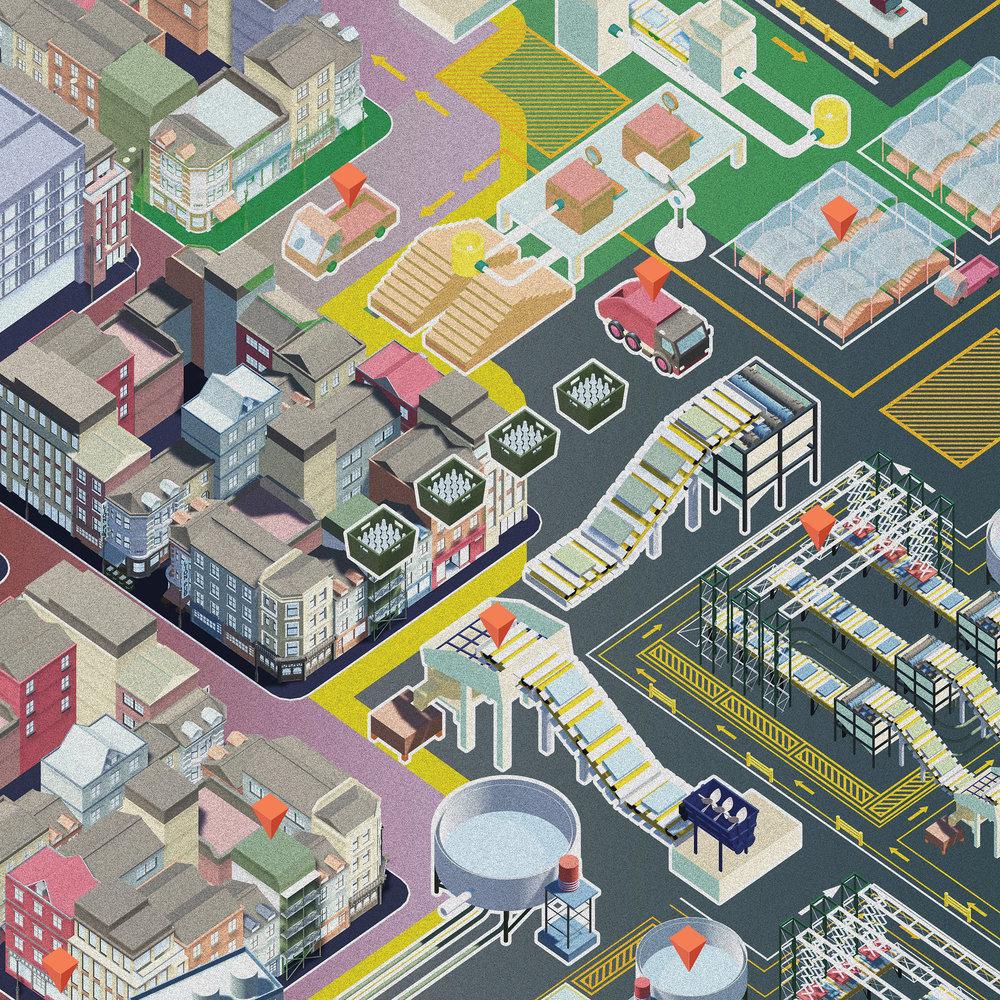 Designing the unplannable in realtime digitalities
